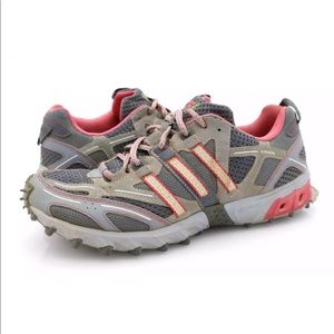 Adidas Womens Athletic Hiking Sneaker Shoes